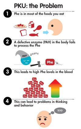 Phenylketonuria Symptoms PKU Definitions...