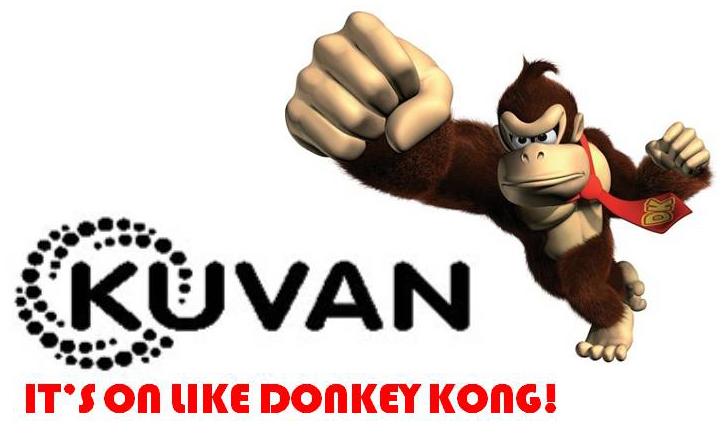 Pku kuvan responder trial it s on like donkey kong