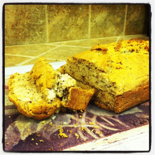 Cook for Love, Banana Bread, PKU, Low-Protein Diet, Phenylketonuria
