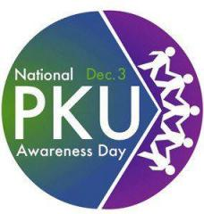 National PKU Awareness Day, December 3, Phenylketonuria, National PKU Alliance