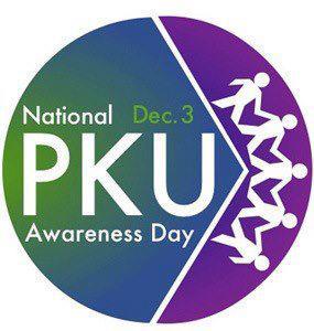 National PKU Awareness Day, December 3, Phenylketonuria, National PKU Alliance