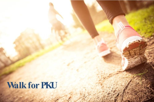 Walk for PKU, PKU Research, Donate to PKU